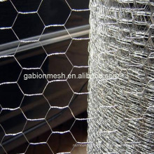 Galvanized wire mesh roll wire fencing & hexagonal mesh anping