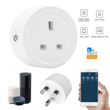 High Quality Wireless Alexa UK Wifi Smart Plug Socket