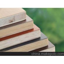 18mm Mélamine Laminé Panneaux de particules en bois 1220 * 2440mm