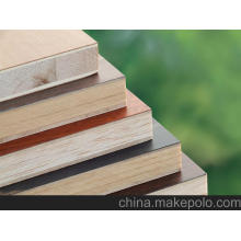 18mm Melamine Laminated China Blockboard 1220*2440mm