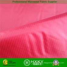 High Density 100% Polyester Ripstop Taffeta Fabric for Down Proof Jacket