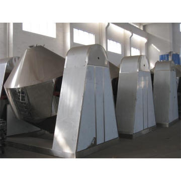 Double Cone Vacuum Dryer for Drying Lithium Iron Phosphate