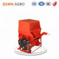 Máquina portátil da debulhadora do arroz da almofada de DAWN AGRO com eficiência elevada