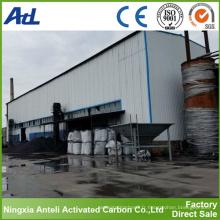 Ningxia Anteli charbon actif Co., Ltd