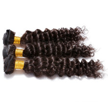 china low price products deep wave 100% virgin raw cheap brazilian hair weave