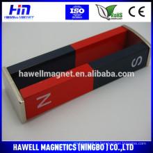 Обучающие магниты с красным и синим рисунком