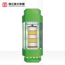Fuji Brand Price Good Price Villa Elevator Panoramic Glass Elevator For Villa Use