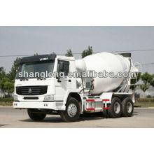 HOWO 9m3 Cement Mixer Truck