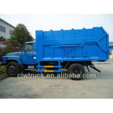 Dongfeng 140 12m3 Recusar recolher caminhão basculante