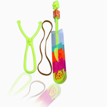 2015 Kids Toy Flashing Toy Led Flying Arrow With Whistle