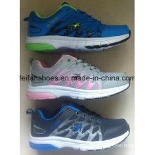 Chaussures de sport en plein air respirant de Sneaker de la vente chaude des hommes avec l'OEM
