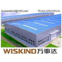 Vorgefertigtes mehrstöckiges Gebäude der Stahlstruktur