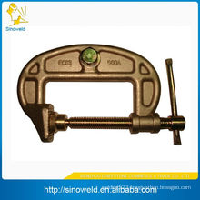 earth cable clamp
