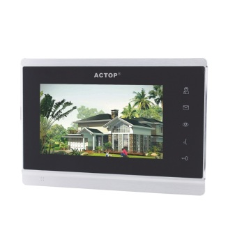 IP-Video-Intercom-System mit Touchscreen