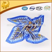 Technologie de pointe du produit écharpes en soie twill à la mode 90 * 90cm