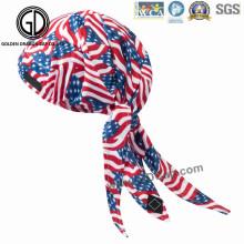Wholesale Pricing New Fashion Cotton Customized Printing Head Bandana