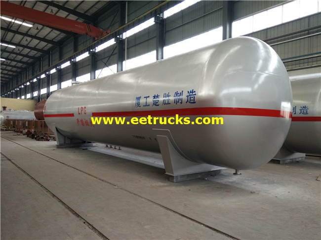 100m3 Propane Gas Tanks