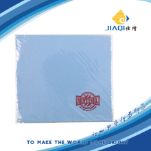 Tissu de nettoyage en microfibre avec emballage Opp
