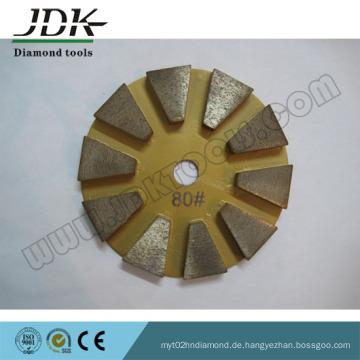 Diamant-Schleifscheibe 10 Segmente für Betonboden