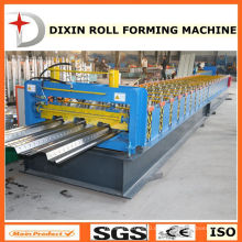 Neue Maschine 2015 Boden Deck Roll Forming Machine