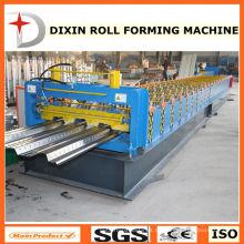Neue Maschinen-2015 Fußboden-Plattform-Rolle, die Maschine bildet