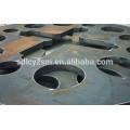 вырезывании стальной плиты размера