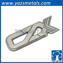 metal chrome car logo car emblem car sticker