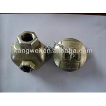 Pièce de moulage sous pression en zinc et en aluminium