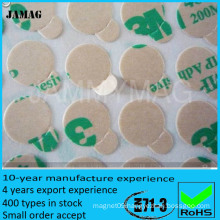 JMD TOPHS1 strong ndfeb magnet adhesive back for sale