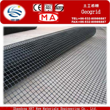 Plastic Triaxial Geogrid for Road Construction
