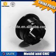 Componentes de alta precisión Mecanizado CNC con tratamiento superficial anodizado