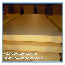 PU пены 28 мм толщины для FRP продукции