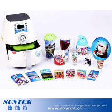 Mini-3D-Sublimationsdruck-Vakuumwärmeübertragungsmaschine (ST-1520-A)