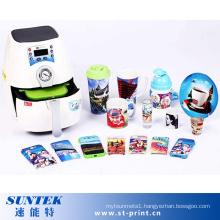 Mini 3D Sublimation Printing Vacuum Heat Transfer Machine (ST-1520-A)