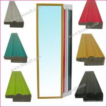 Espelho de parede PS para decoração de parede ou decoração para casa