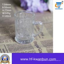 Tasse en verre pour tasse de verre ou de boisson