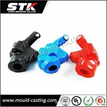 Plastic Nozzle Insulator, Customized OEM Design Plastic Injection Automotive Parts