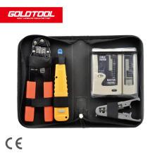 Network Tool Kit for Engineer 4-Pcs TTK-372
