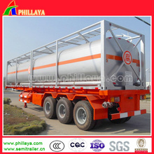 20FT 40FT Chemical Liquid Tank Container (fuel LPG CO2)