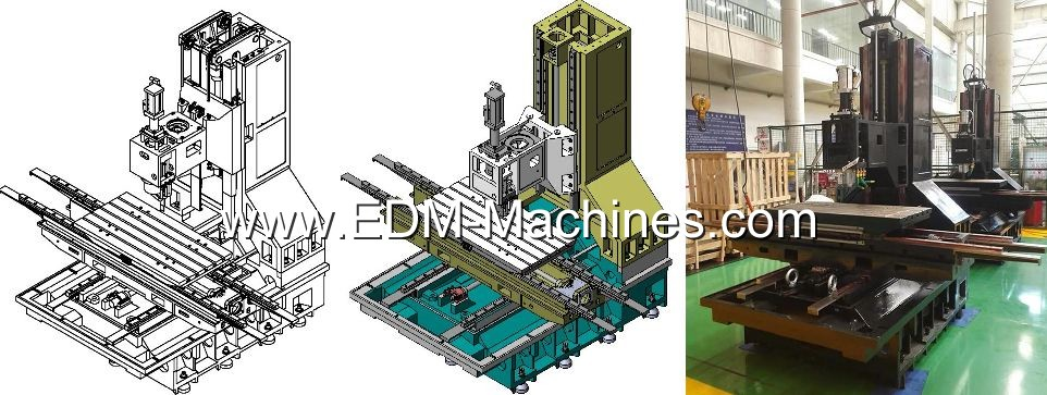 made in China machine center quality
