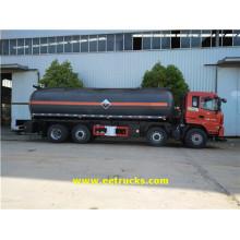Dongfeng 12 Wheeler Hydrochloric Acid Tank Trucks