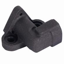 Negro de recubrimiento forjando tubería de enlace para el coche