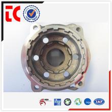 Fabricant moulé sous pression Boîte de vitesses en aluminium de bonne qualité, moulage sous pression personnalisée pour raccords à outils pneumatiques