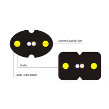 Bow Type Drop Optical Fiber Cable