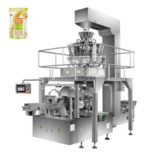 Automatic Food Premade Ziplock Doypack Bag Cereal Packaging Machine