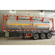 Flüssiggas Tanker 3 Achsen LPG Tank