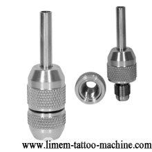 o punho de aço inoxidável de tatuagem profissional 304 aperto de aço inoxidável