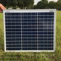 50watt Cheap High Efficiency Solar Panel for Home Solar Power