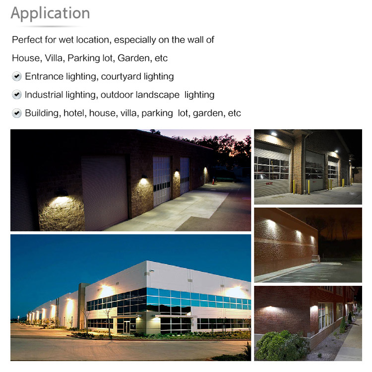 wall pack LED factory
