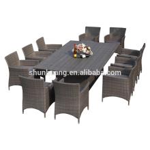 New design outdoor garden furniture wicker dining chair rattan chair